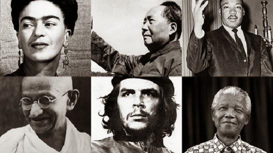 grandes personajes en la historia: