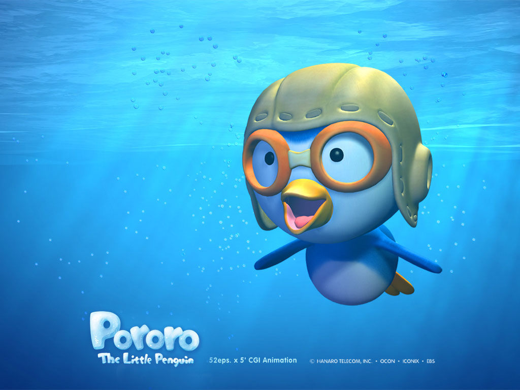 Cartoon picture pororo cartoon wallpaper for Wallpaper home cartoon