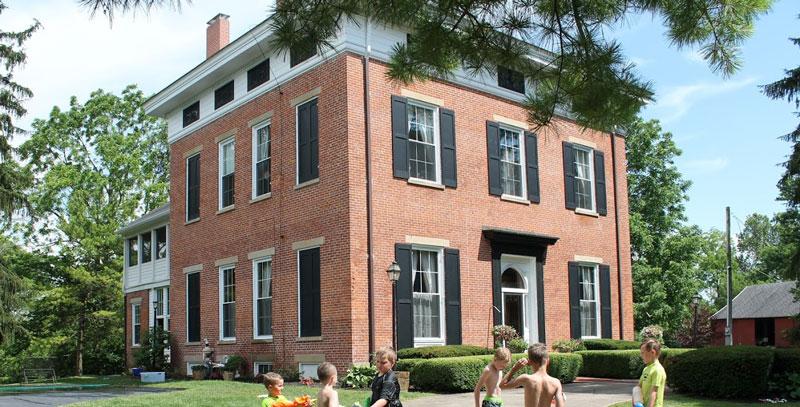 Logston Residence