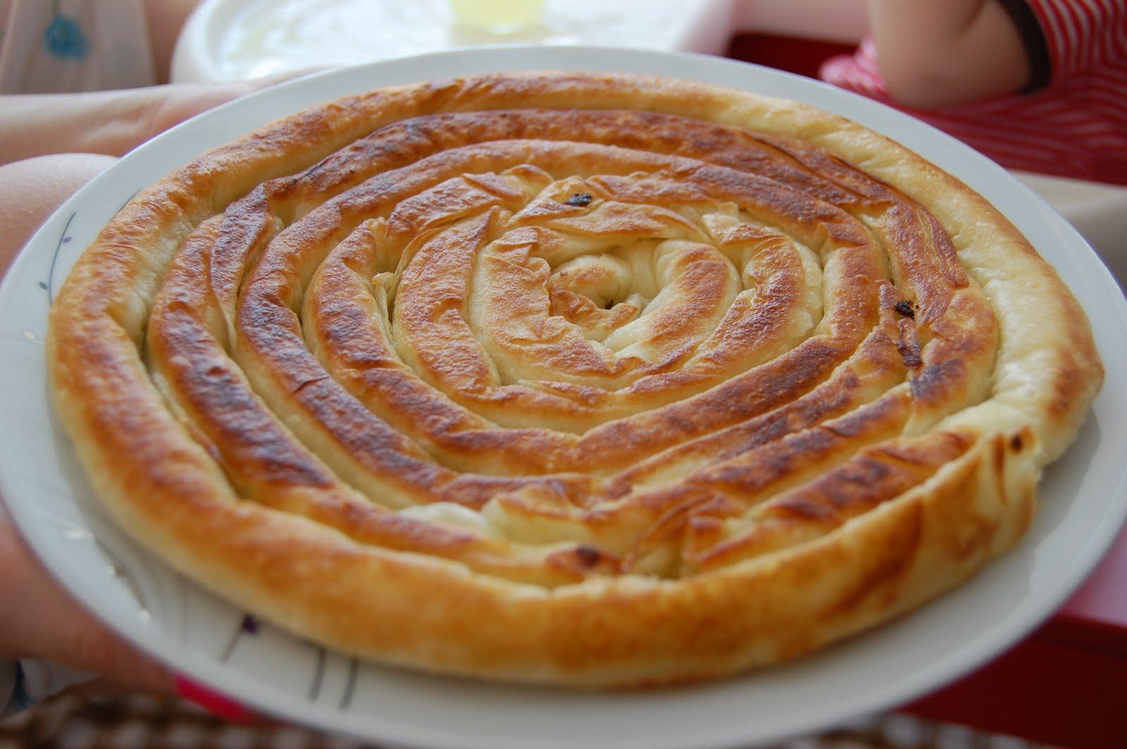 Kıymalı Tava Böreği Tarifi