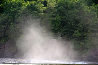 water's magic at St. Croix Falls