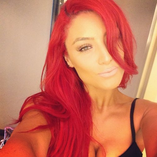 Nwk to mia is eva marie the hottest wwe diva of all time fuck yes - Diva mia napoli ...