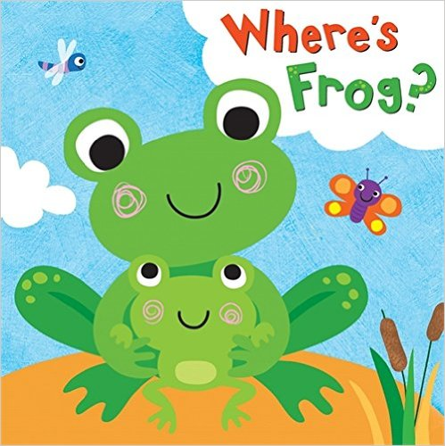 Where's frog?