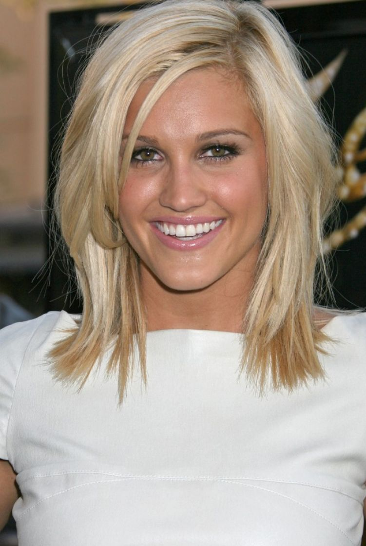 Medium Length Blonde Hairstyles