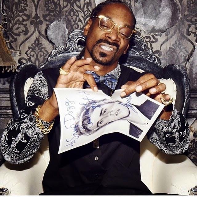 Snoop Dogg rompe la foto Justin Bieber