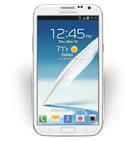 Samsung Galaxy Note-II