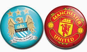 Keputusan EPL Man City vs Man Utd 2 November 2014
