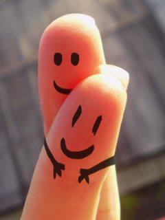 Latest Pictures Of Fingers Faces - 14.6KB