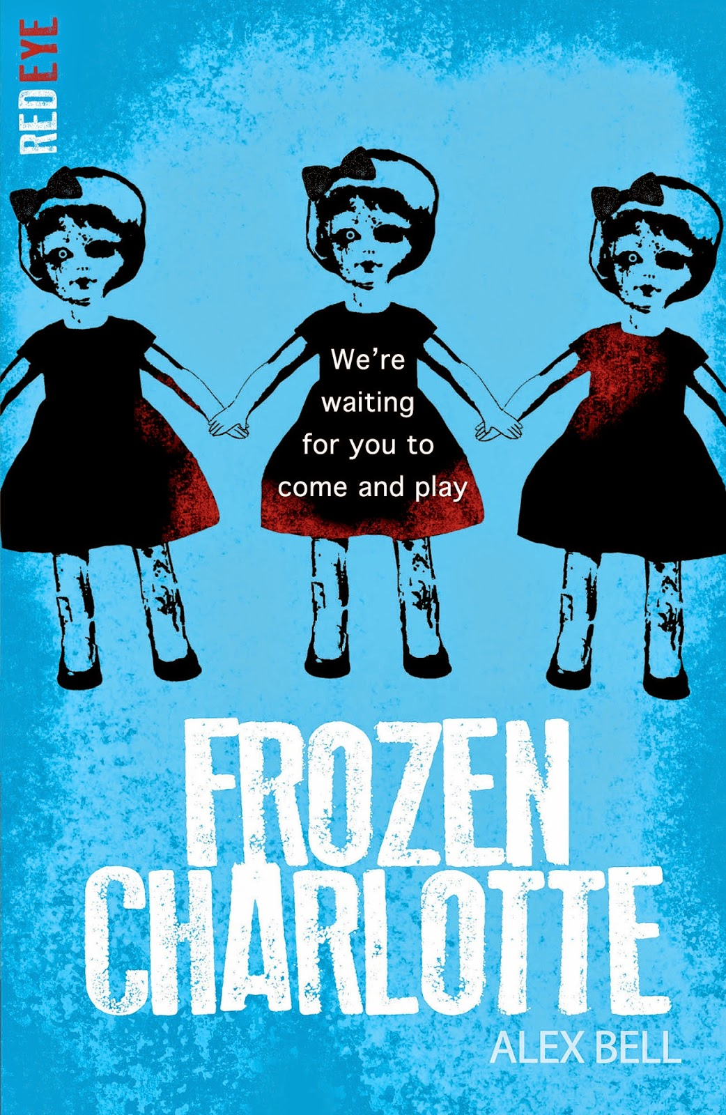 http://www.amazon.co.uk/Frozen-Charlotte-Red-Alex-Bell/dp/1847154530/ref=sr_1_1?s=books&ie=UTF8&qid=1417005334&sr=1-1&keywords=frozen+charlotte#customerReviews
