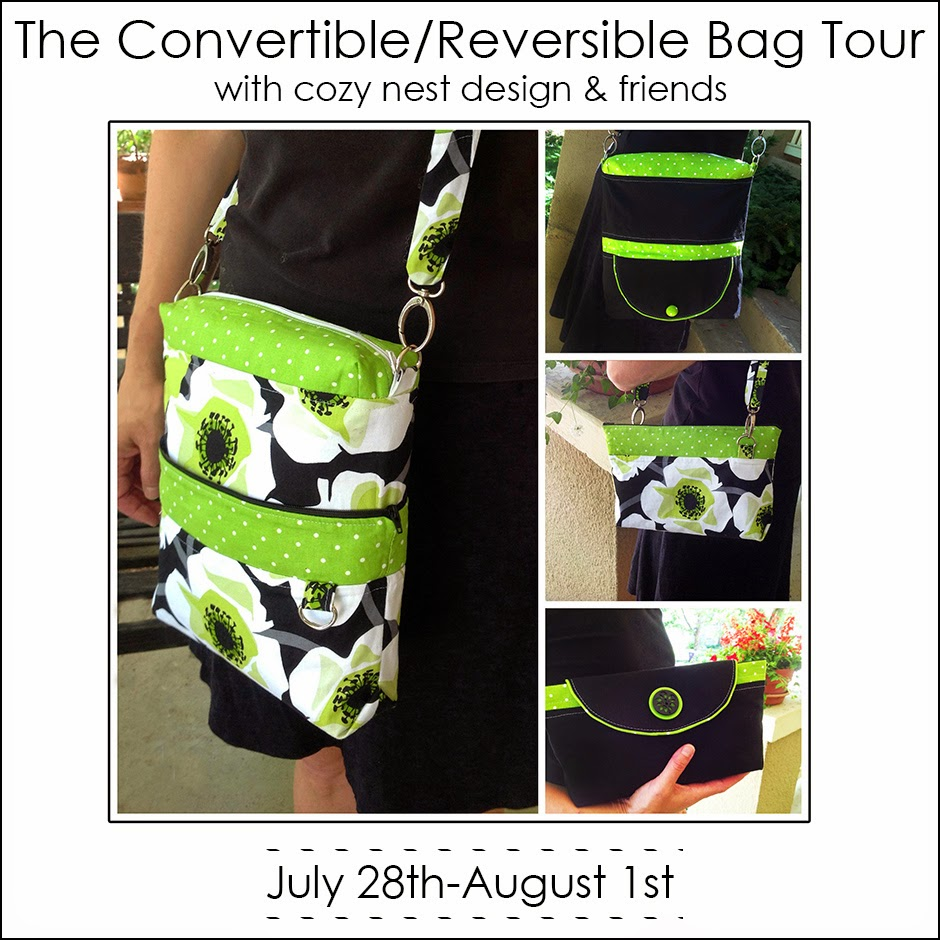 Convertible/Reversible Bag Tour