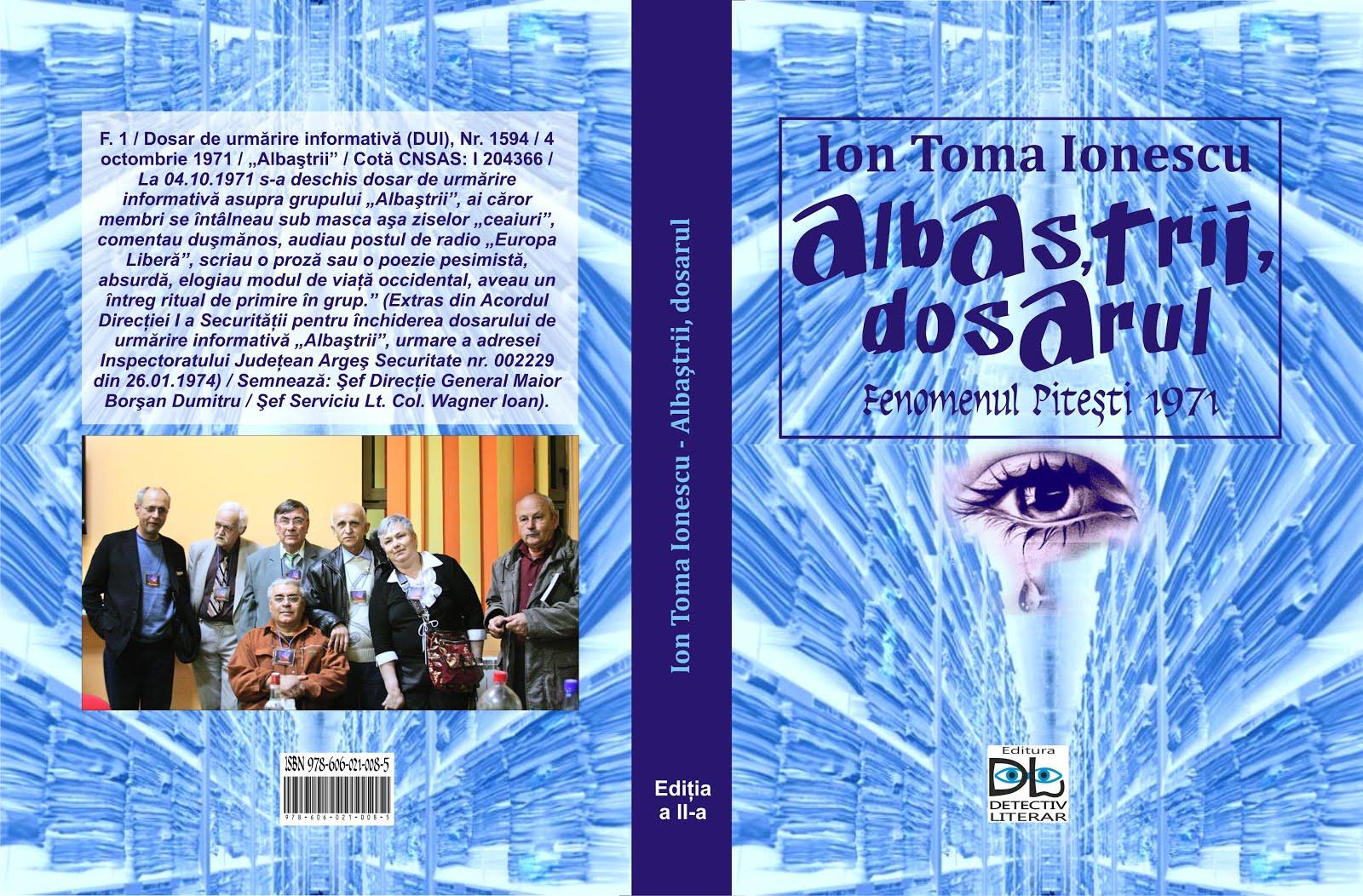 Noutati 2018. Editura Detectiv literar
