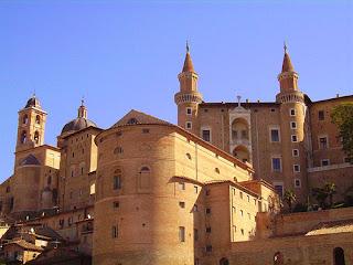Palazzo Ducale e Rampa Elicoidale, Urbino