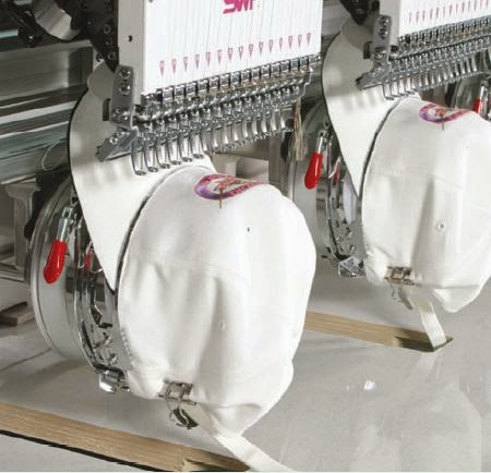 New And Used Embroidery Machines For Sale On April 2015