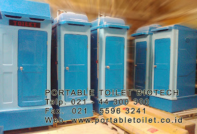 toilet portable fibreglass, flexible toilet, temporary toilet fiberglass, septic tank biotech