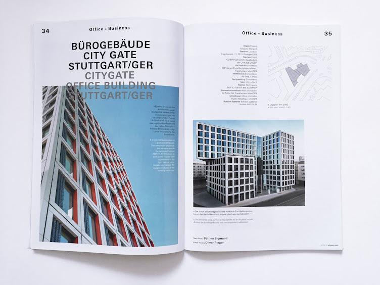 PROFILE Schüco KSP Architekten