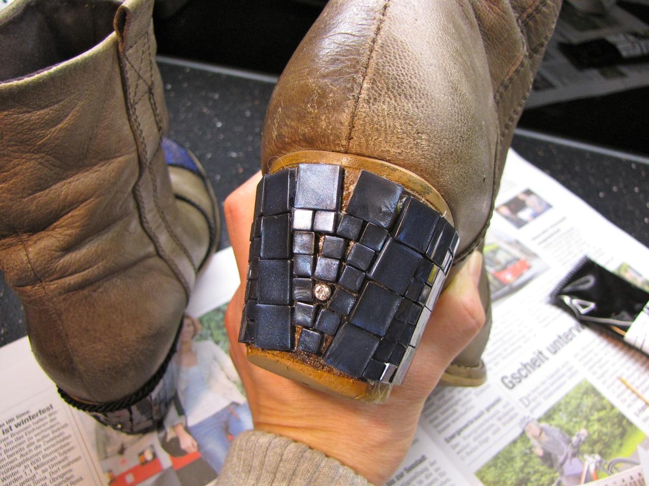 Как сшить кроссовки своими руками
