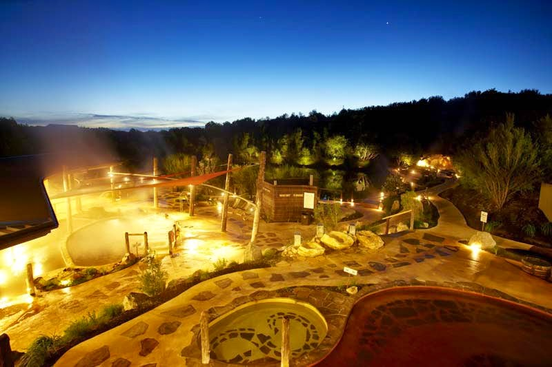Peninsula Hot Springs (Australia) - Best Luxury Mineral Spring Spa