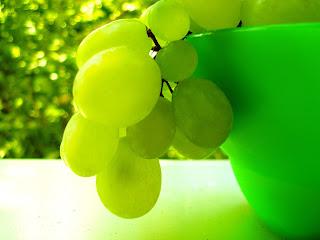 uva, aledo, raïm, blanc