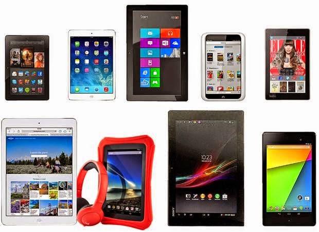 Daftar Harga Tablet Android Murah Terbaru 2014