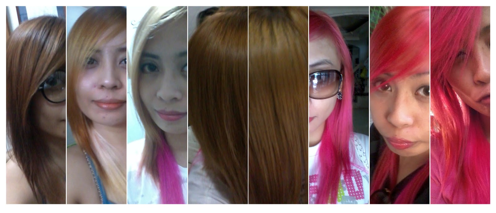 Lizcs Litter Box My Pink Hair Journey With Palty Hair Dyes Hard