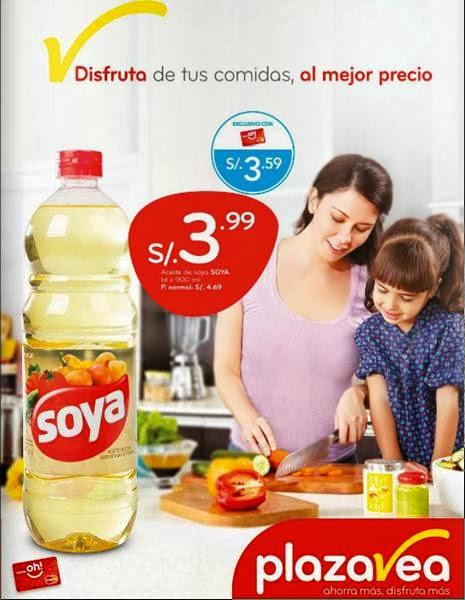 catalogo plaza vea ofertas 24 enero 2014