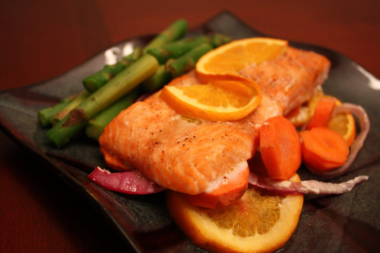 Salmon Cooked S...