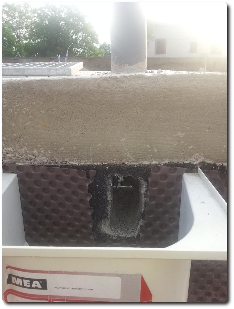 Maison la campagne quelques retouches - Grille de ventilation vide sanitaire ...