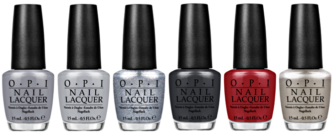 Preview OPI Fifty Shades Of Grey - Limited Edition (LE) - Februar 2015