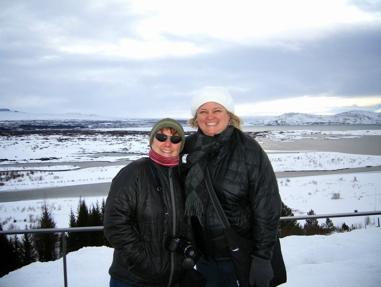 Kristina and Jille vacationing in Iceland - Patricia Stimac, Seattle Wedding Officiant