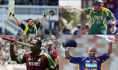 Top 10 Fastest Century In ODI Cricket