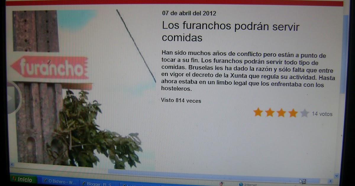 EL SEXAGENARIO: FURANCHOS - photo#36