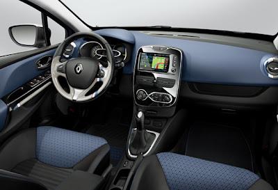 Renault Clio 2012 - interior - coches y motos 10