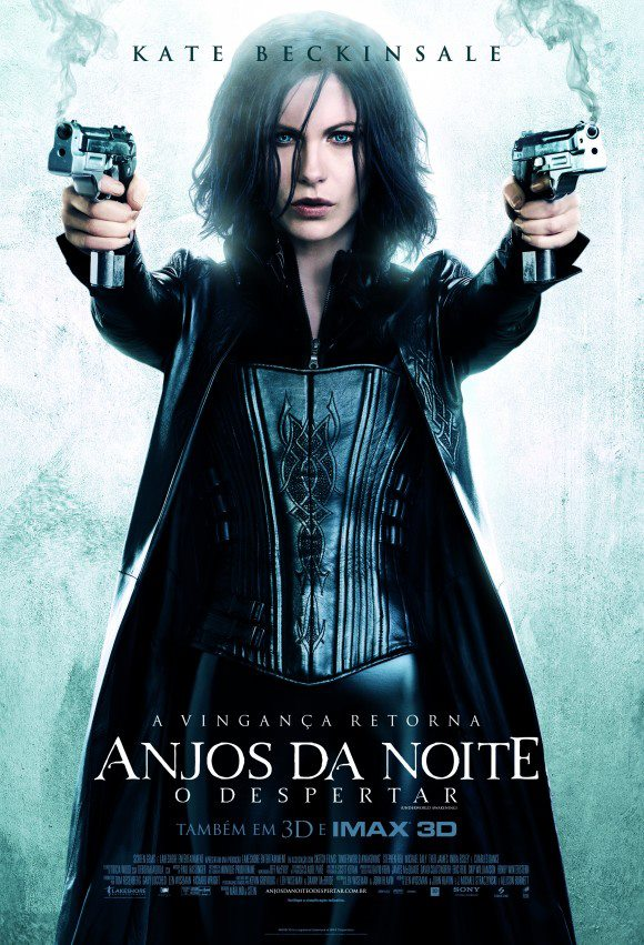 Pôster/capa/cartaz nacional de ANJOS DA NOITE: O DESPERTAR