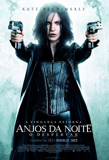Pôster/capa/cartaz nacional de ANJOS DA NOITE: O DESPERTAR (Underworld: Awakening)