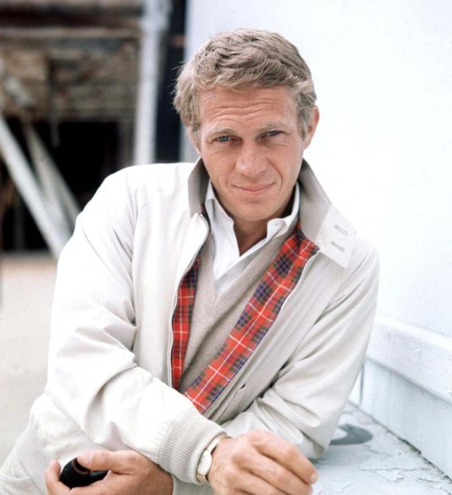 rugged style steve mcqueen check the jackets. Black Bedroom Furniture Sets. Home Design Ideas
