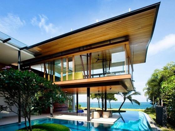 The Fish House - GUZ Architects