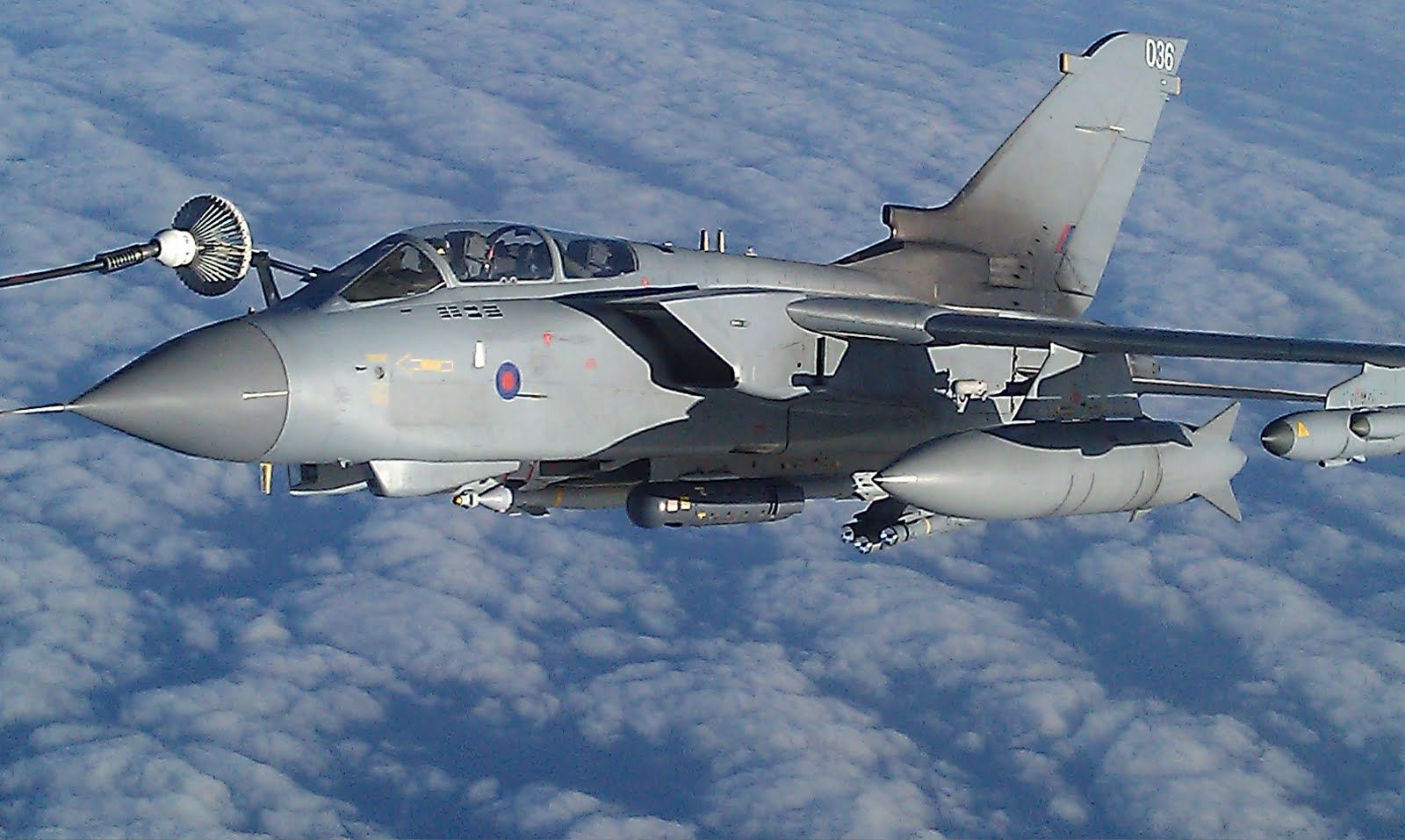 Royal Air Force Tornado GR4