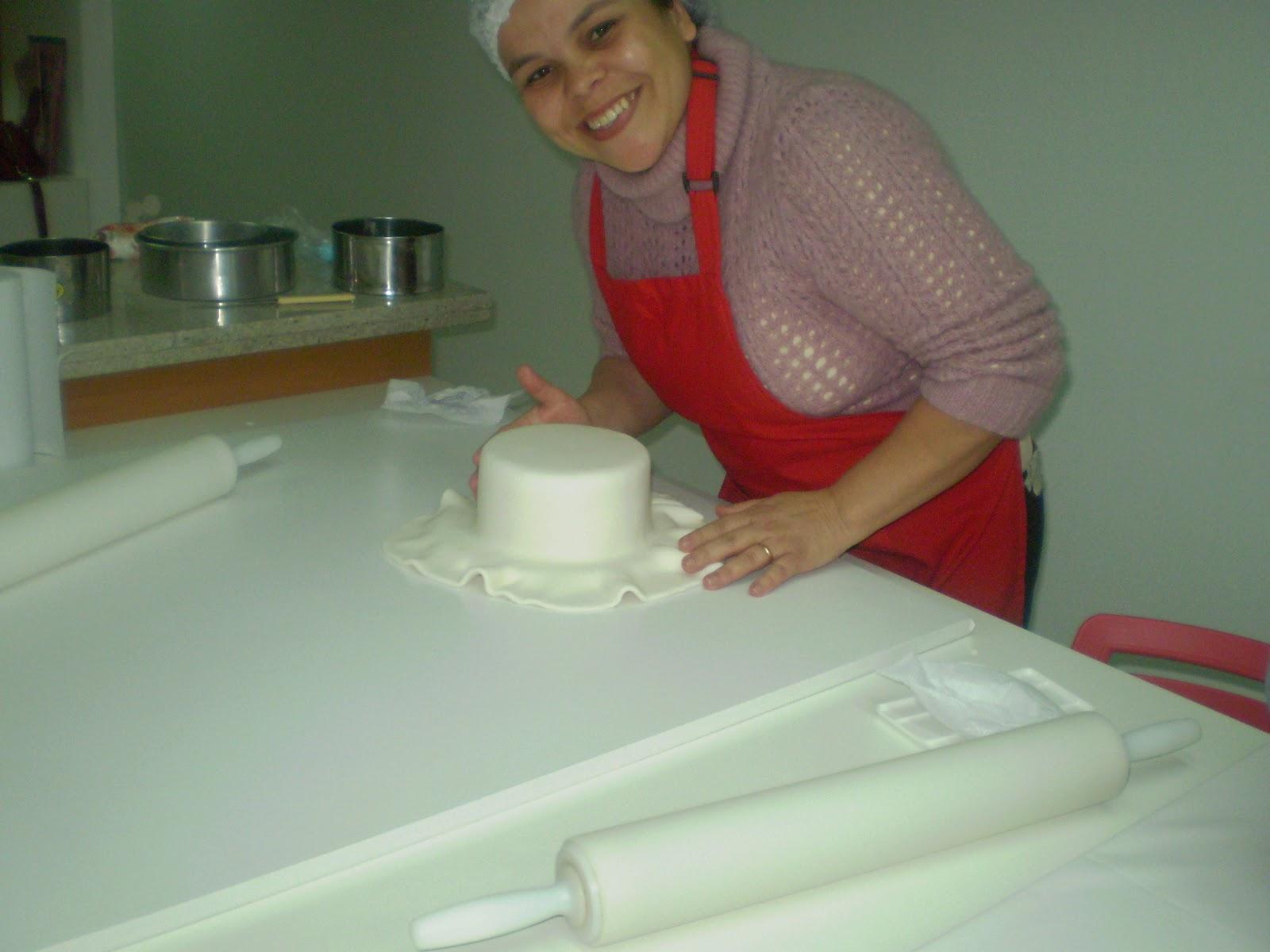 Curso cake designer