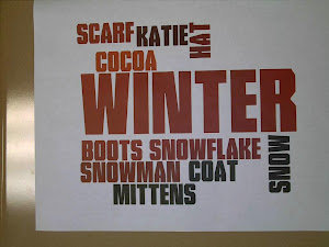 Winter Wordle