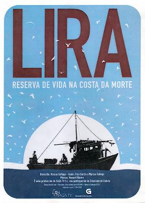 Lira, reserva de vida en la Costa de la Muerte