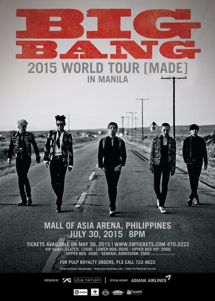 BIGBANG Live in Manila