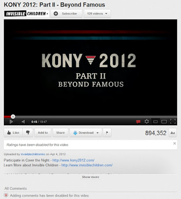 Phony Kony 2012 part 2: License for Imperial Conquest