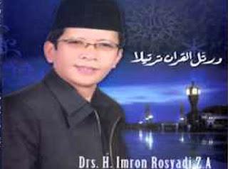 DOWNLOAD MP3 TILAWAH QORI' H. IMRON ROSYADI ZA
