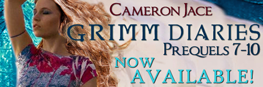 BOOK BLITZ: The Grimm Prequels by Cameron Jace
