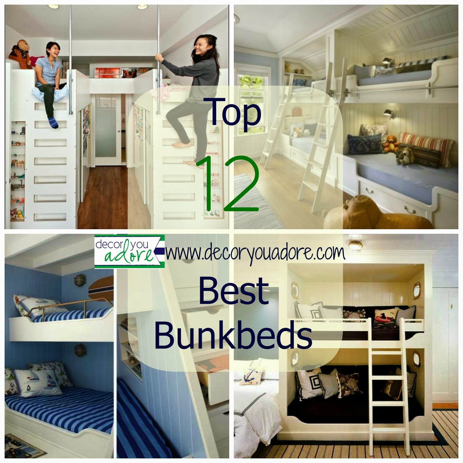 Image Result For Homemade Bunk Beds