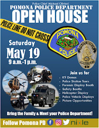 Pomona Police Open House