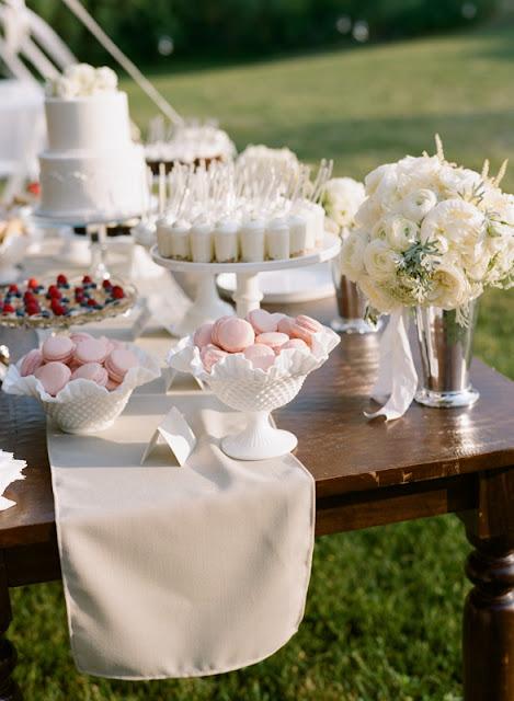 Twin Cities Wedding Dessert Spread