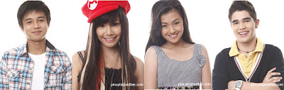 PBB Teen Edition 4 8th set of nominees: Yves Flores, Myrtle Sarrosa, Karen Reyes and Ryan Boyce