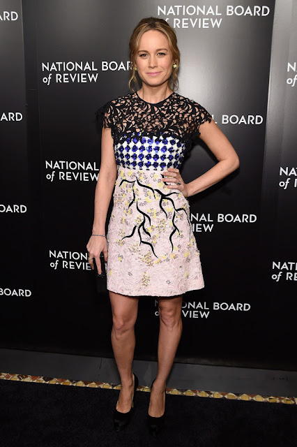 Actress, Singer, @ Brie Larson - National Board of Review Gala in NYC