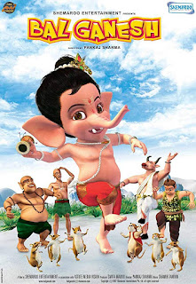 Bal Ganesh (2007) Hindi Movie HDRip   720p   480p